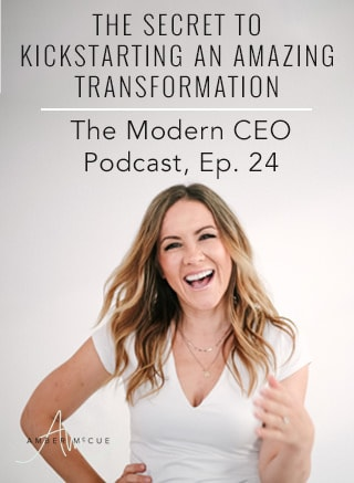 The Secret to Kickstarting an Amazing Transformation