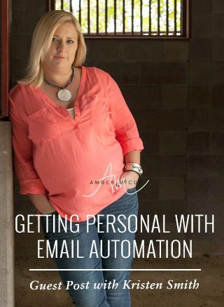 Getting Personal With Email Automation