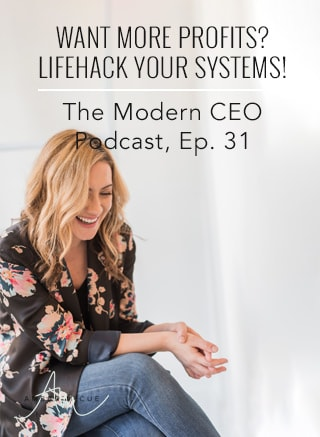 Want More Profits? Lifehack Your Systems!
