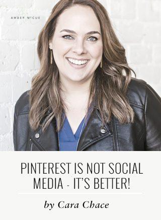 Pinterest Is Not Social Media – It's So Much Better!