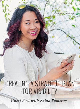 Creating A Strategic Plan For Visibility
