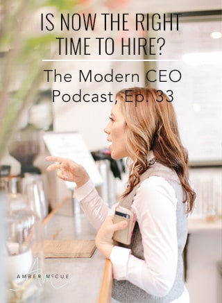 Is Now The Right Time To Hire?